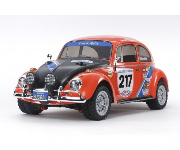 1:10 RC VW Beetle Rally (MF-01X)