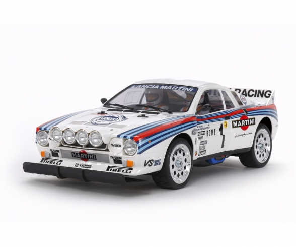 1:10 RC Lancia 037 Rally (TA02-S)