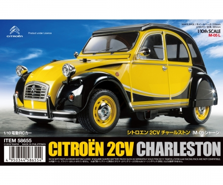 Citroen 2CV Charleston (M-05)