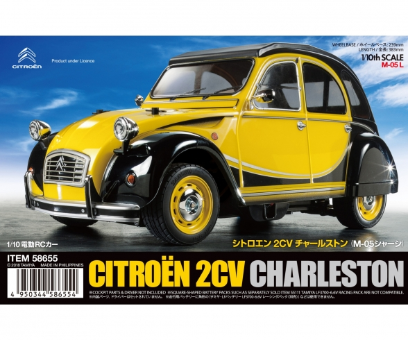 1:10 RC Citroen 2CV Charleston (M-05)