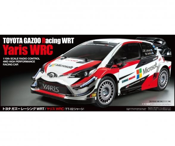 TOYOTA GAZOO Racing WRT/Yaris WRC