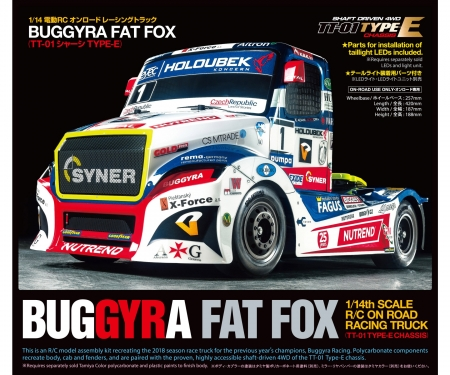 Buggyra Fat Fox (TT-01E)