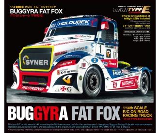 Buggyra Fat Fox (TT-01E)