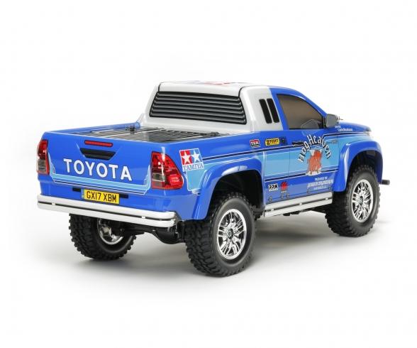 Toyota Hilux Extra Cab (CC-01)