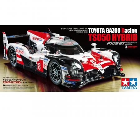 1:10 RC Gazoo TS050 Hybrid LM F103GT