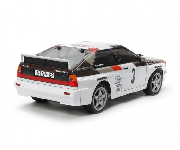 Audi Quattro A2 (TT-02)