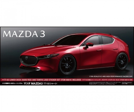 MAZDA3 (TT-02)