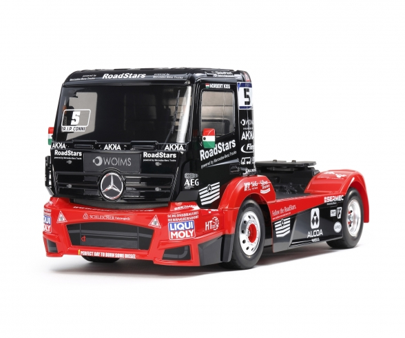 1:14 RC M-B Race Truck Actros MP4 TT-01E