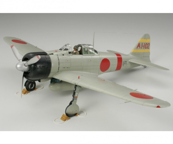 1:32 Mits.A6M2b ZERO Fighter 21