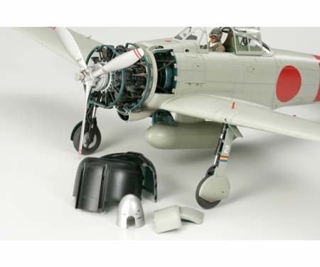 1:32 Mits.A6M2b ZERO Fighter 21