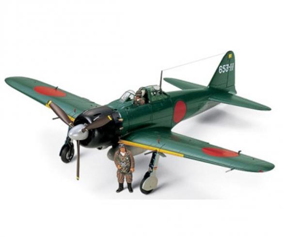 1:32 A6M5 Zero Model 52 (Zecke)