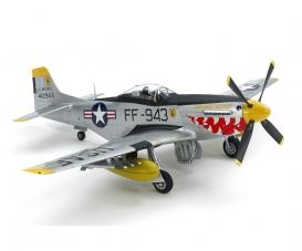 1:32 N.A. F-51D Mustang Korea
