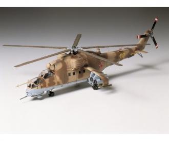 1:72 MIL Mi-24 Hind Helikopter