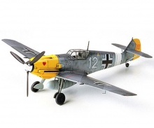 1:72 ME-BF 109E-4/7 TRUP