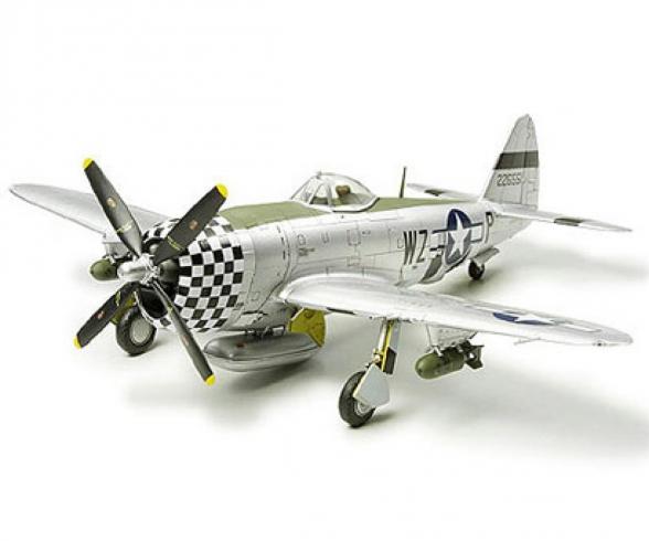 1:72 P-47D Thunderbolt Bubbletop