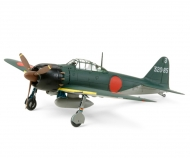 1:72 WWII Mitsubishi A6M5 Zero Fighter