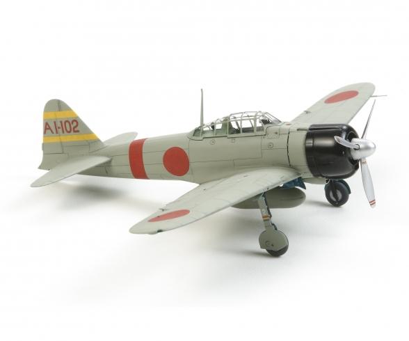 1:72 Mitsubishi A6M2b Zero (Zeke)