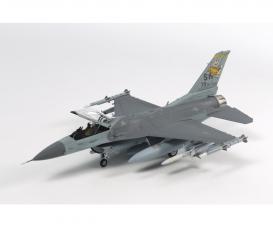 1:72 F-16CJ Fighting Falcon m. Zurüstteilen