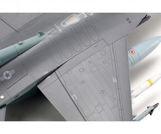 1:72 F-16CJ w/FULL EQUIPMENT