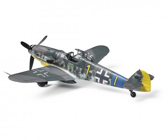 1/72 Bf-109 G-6 Messerschmitt