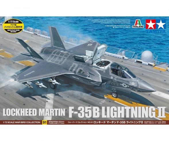 1:72 F-35B Lightning II