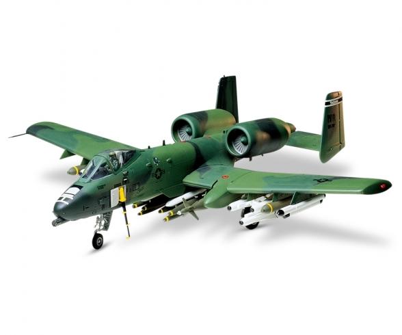 1:48 Fairchild Republic A-10A Thunder.II