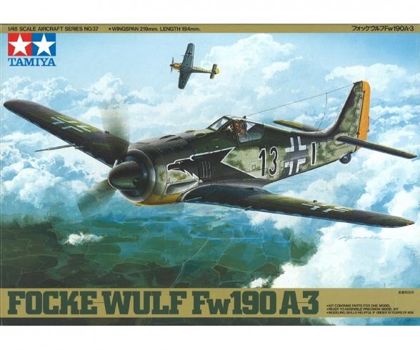 1:48 Ger. Focke Wulf Fw190 A-3