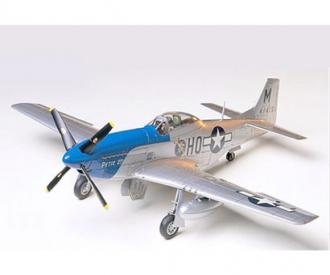 1:48 US North American P-51D Mustang