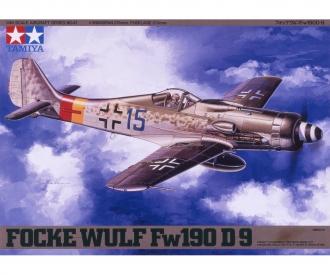 1:48 Dt.Focke Wulf Fw190 D-9