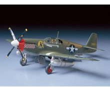 1:48 US P-51B Mustang North Americ.