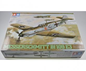 1:48 WWII Dt. Messerschmitt Bf109 E3