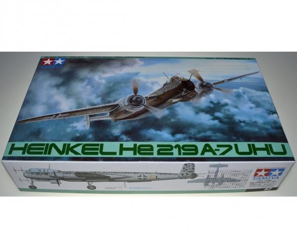 1:48 Ger. Nachtjäg. Heinkel Uhu He219