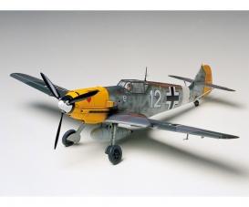 1:48 Messerschmitt BF109E-4/7 Trop