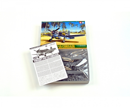 1:48 WWII US Vought F4U-1A Corsair