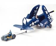 1:48 US Vought F4U-1D Corsair m. Schlep.
