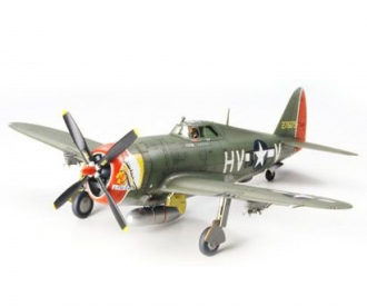 1:48 WWII US Re.P-47D Thunderb.Razorback