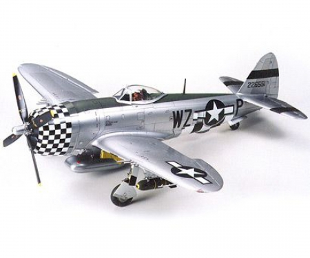 1:48 US Rep. P-47D Thunderbolt Bubblet