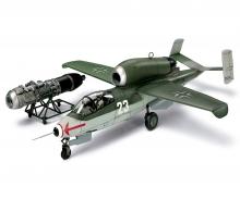 1:48 Ger. Heinkel He162A-2 Salamander