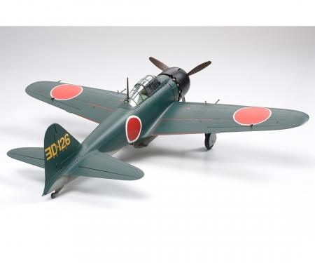 1:48 WWII Jp.Mitsub.A6M5/5a Zero Fighter