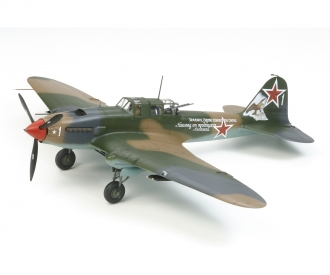 1:48 Rus. Ilyushin LI-2 Shturmovik