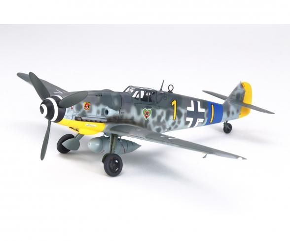 1:48 Dt. Bf109 G-6 Messerschmitt