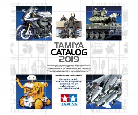 2019 Tamiya Catalog 4 lang.