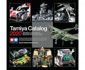 TAMIYA Katalog 2020 (GB/DE/F/E)