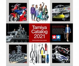2021 Tamiya Catalog (GB/Ger./F/E)