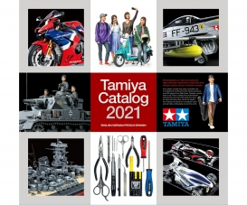 2021 Tamiya Catalog (GB/Ger./F/E)