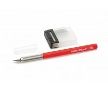Modeler's Knife Red (incl. 25 Blades)