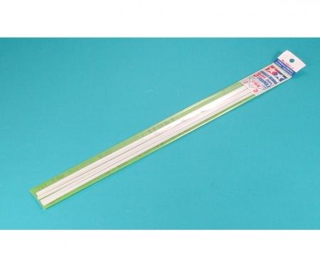 Plastic Beams 3mm Triangle*8