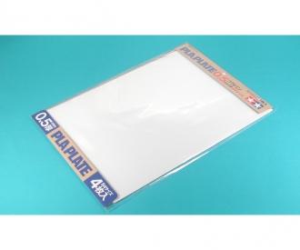 Pla-Plate 0.5mm B4 Size *4