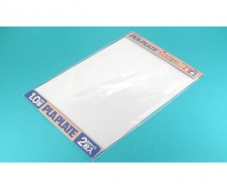 Pla-Plate 1.0mm B4 Size *2