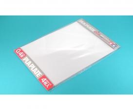 Clear Pla-Plate 0.4mm B4 (4)
